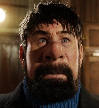 Captain Haddock Picture - The Adventures of Tintin