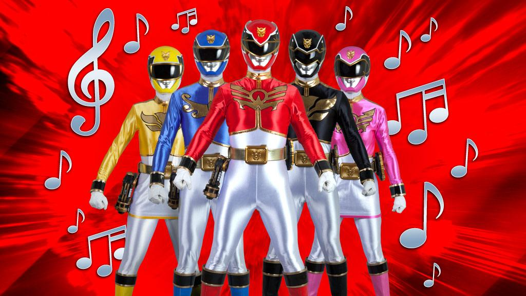 Power Rangers: Megaforce -
