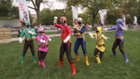 Worldwide Day of Play 2011: Power Rangers Samurai video