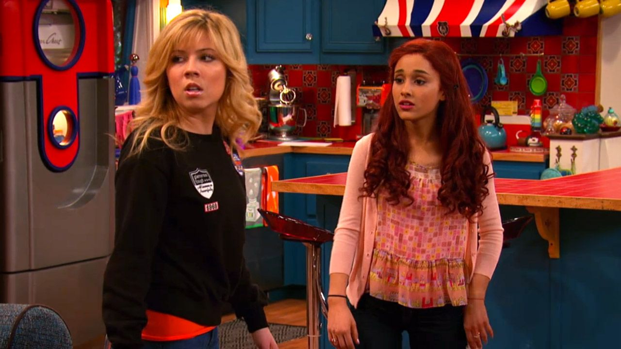 Sam and Cat on Twitter: &quot-Exclusive pic from the set of the ...