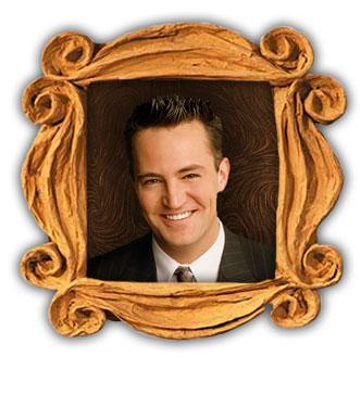 Chandler Bing Picture - Friends