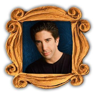 Ross Geller Picture - Friends