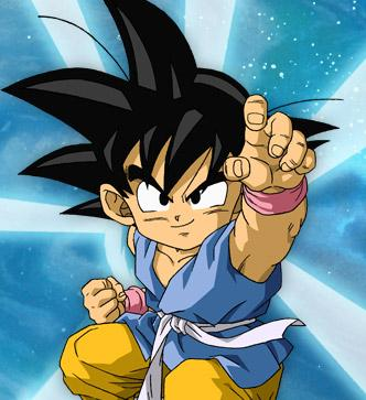 Goku Picture - Dragon Ball GT