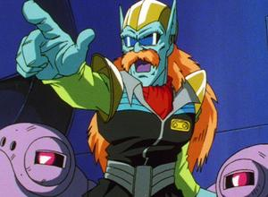 Dr. Myuu, Dragon Ball GT