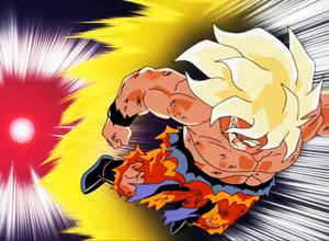 naked cartoon characters of dragon ball z in comics