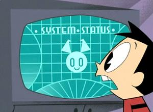 Tuck picture, My Life as a Teenage Robot