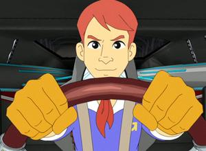 Conor picture, Speed Racer: The Next Generation