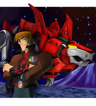 Lance - The Red Lion Picture - Voltron Force