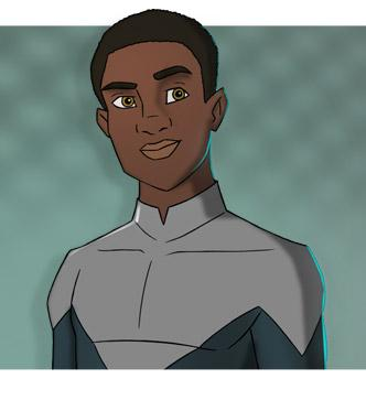 Vince Picture - Voltron Force