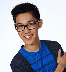 Andre Kim Picture - Degrassi Season 14