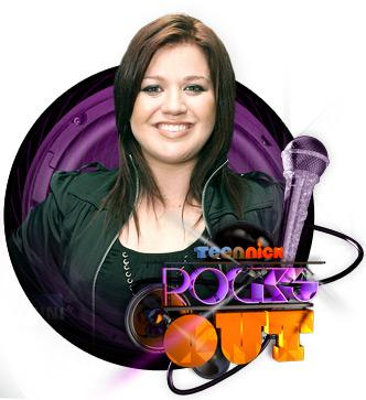 Kelly Clarkson Picture - TeenNick Rocks Out